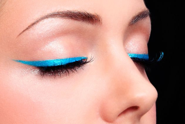 Turquoise Eyeliner For Brown Eyes - Eyeliner for Brown Eyes: Colors, Techniques, and More