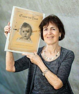"""Revelan que """"bebé ario"""" que apareció en revista nazi era en realidad una niña judía"""