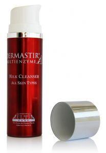 Dermastir Multienzyme Milk Cleanser - Cleanser, Milk Cleanser, Multienzyme Milk Cleanser, Cleanser airless, made in France. Buy now on altacare.com