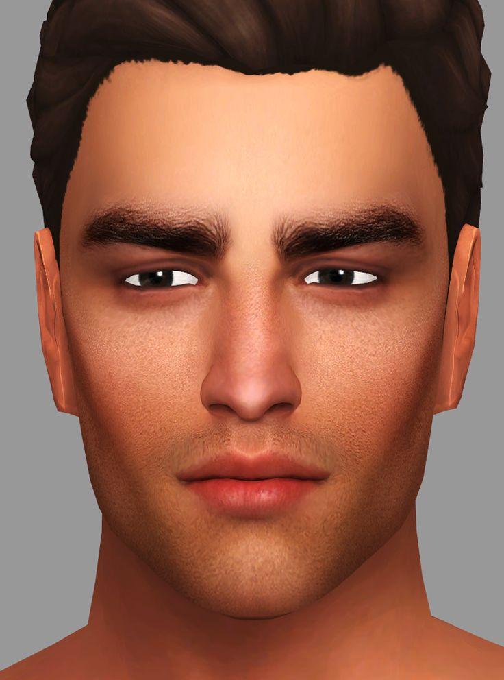Single post | Sims 4 hair male, Sims 4 tattoos, Sims 4 cc eyes