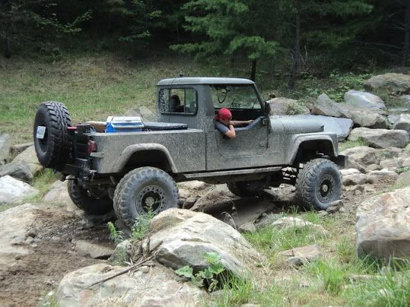 Off Roading Cars >> 39 best images about Jeep CJ10 on Pinterest | Cute pictures, Trucks and What is