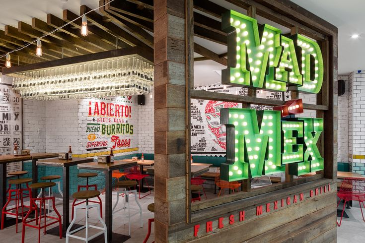Mad Mex Met Centre - Donde Esta Your Inner Mexican?