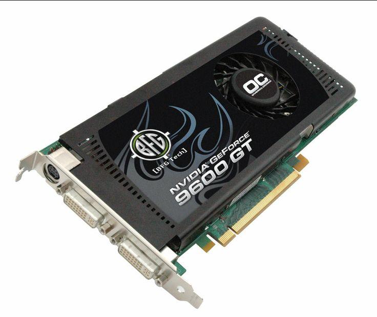 Grafická karta NVIDIA GEFORCE 9600GT