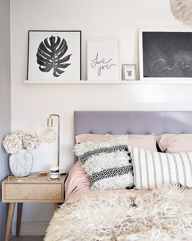 Lustlivings Bringing The Goods With This Pinterest Perfect Bedroom Look Tap To Shop The Finlay Bed Home Decor Bedroom Diy Home Decor Bedroom Bedroom Interior