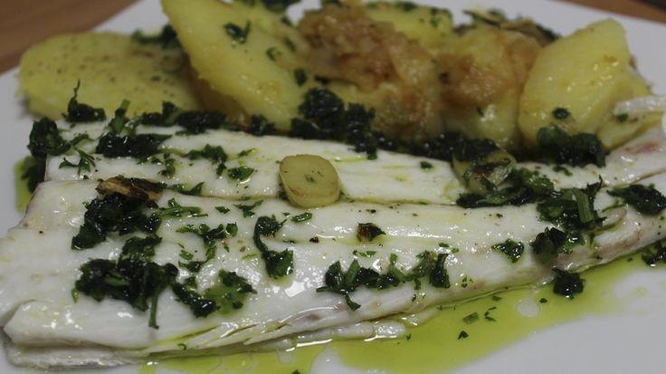 Una receta de cocina muy sencilla para disfrutar del pescado al horno gracias a LA COCINA DEL PIRATA.