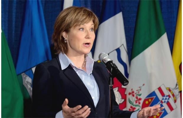 British Columbians should brace for bad economic news: Christy Clark    But she still vows to balance the province's budget next year