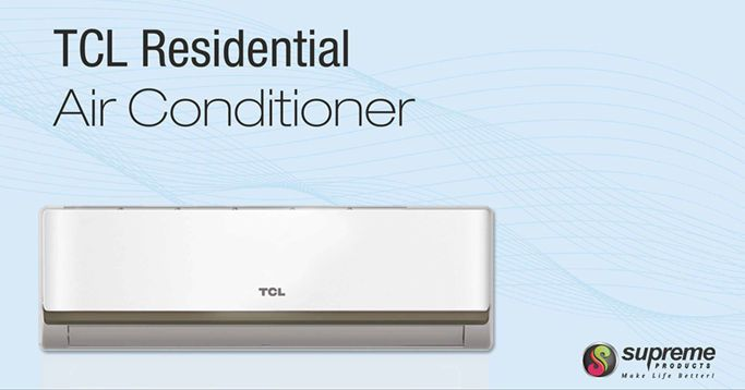 TCL Air Conditioners - Multiple Features to provide you maximum level of bedtime Comfort & way away the heat.