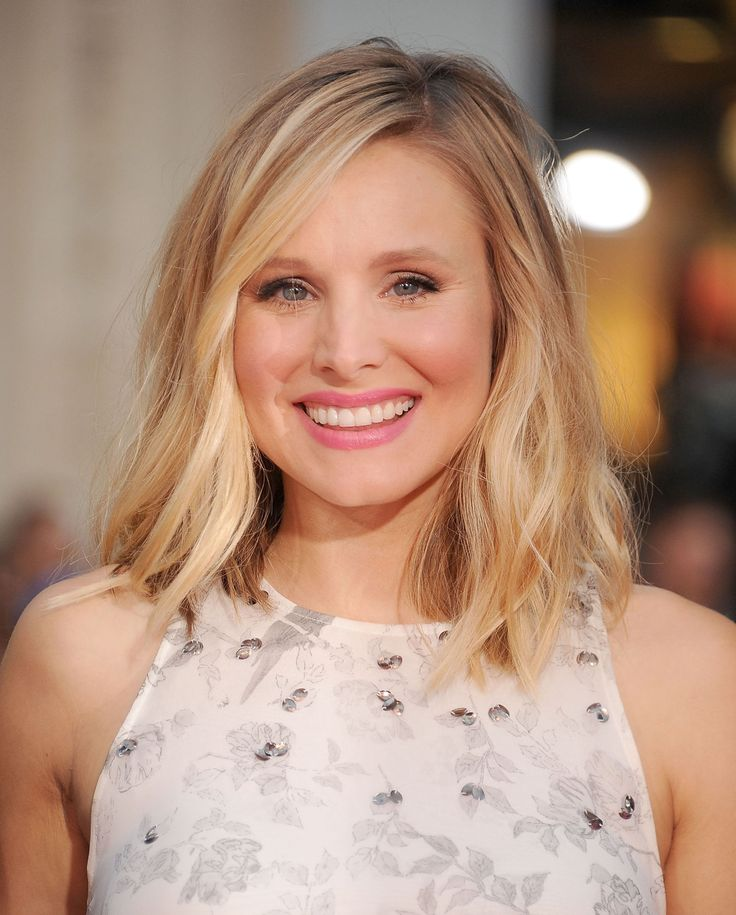 Kristen Bell Skips Morning Face Wash, Hates Cardio