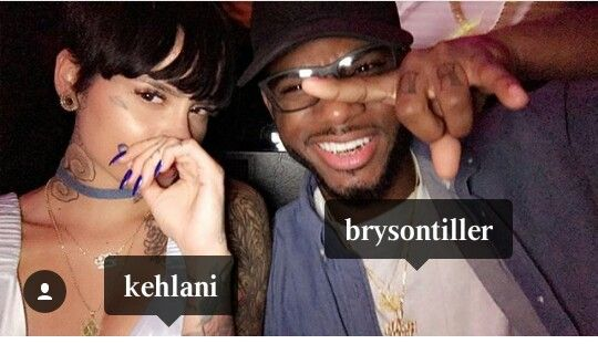 Kehlani & Bryson Tiller