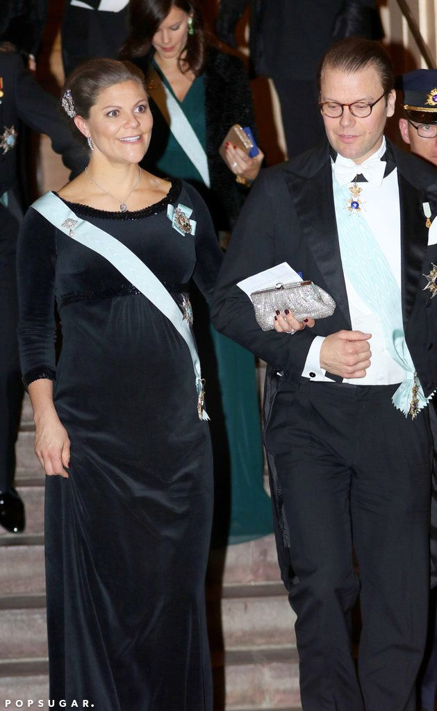 The Royal Princesses of Sweden Sport Matching Baby Bumps During Their Latest Outing