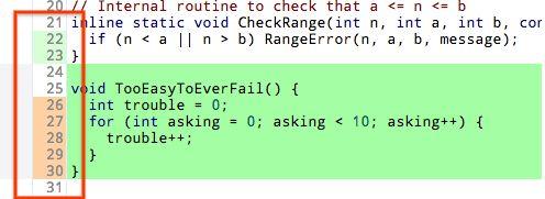 google-code-coverage-tests