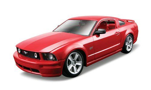 Maisto Die Cast 124 Scale Red 2006 Ford Mustang GT by