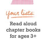 read aloud books ages 3-8