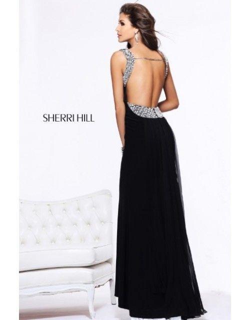 13 besten Sherri Hill Open Back Dresses Bilder auf Pinterest ...
