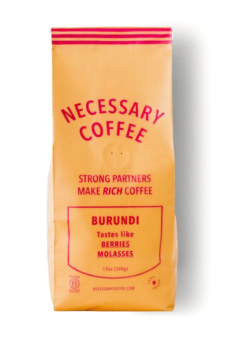 Burundi 12 oz retail in 2020 coffee packaging