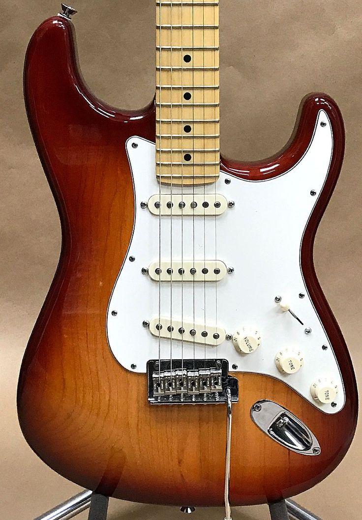 2014 Fender American Standard Stratocaster