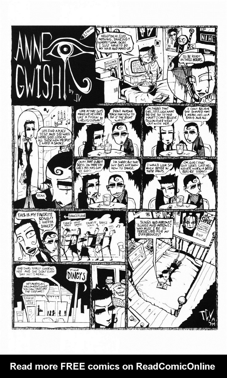 Johnny homicidal maniac fucked by steel