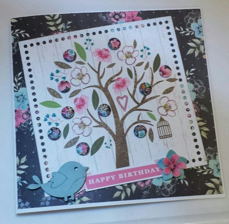 Chalkboard Collection by Craftwork Cards. Card made by Jane Compton