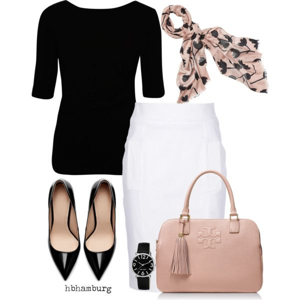 No. 382 - chic by hbhamburg on Polyvore featuring Vivienne Westwood Anglomania, Burberry, Zara, Tory Burch, Nine West and LOFT