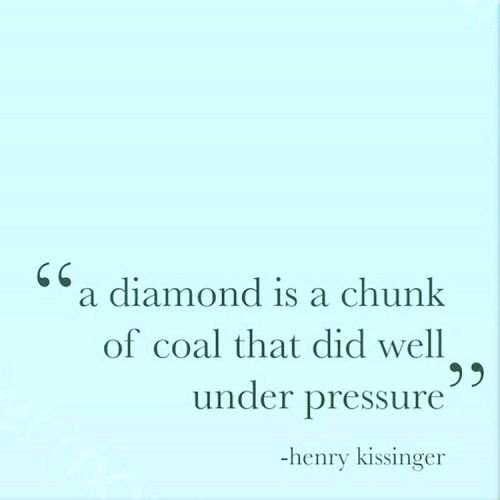 "See next ""quote""...Be a diamond, not talc, which has a hardness of one (1) on the Mohs Hardness Scale. LmC"