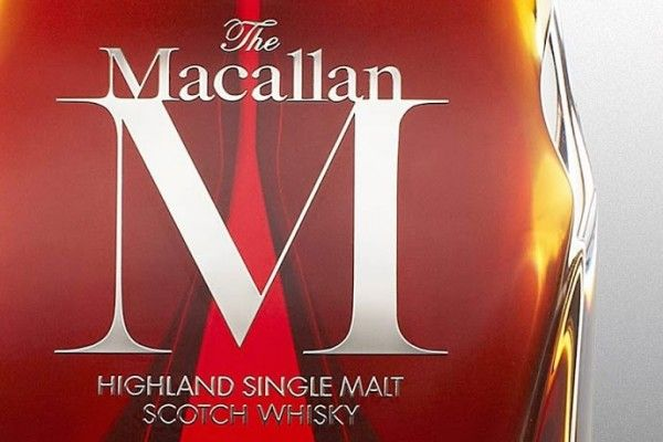 Whisky Macallan da Guinness