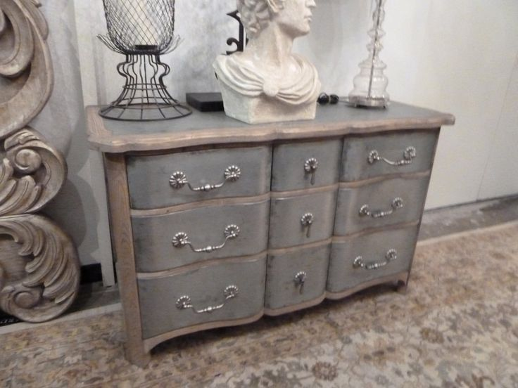 French Regence Style Bedroom Commode
