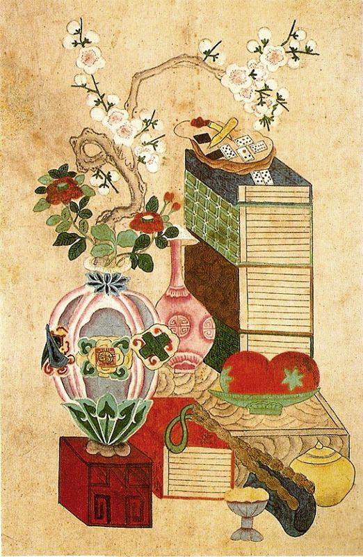 Korean Folk Painting | Korean Paintings | Pinterest