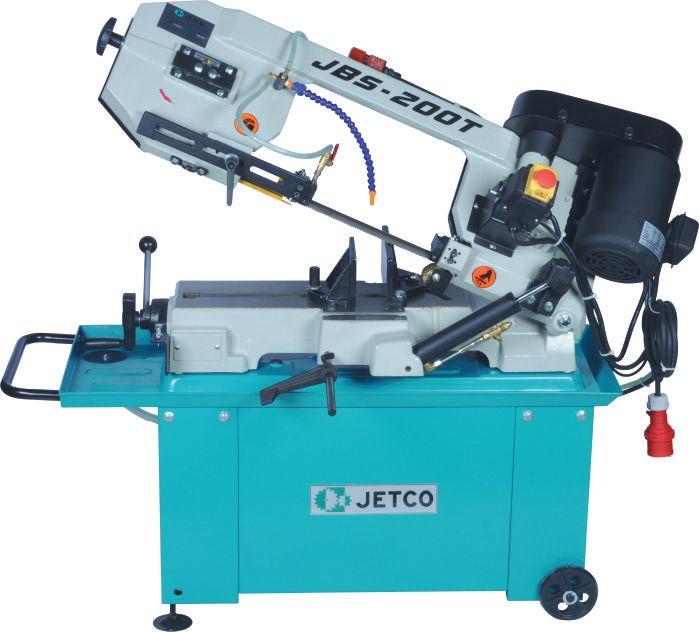 Jetco JBS-200T Metal Şerit Testere (Trifaze)