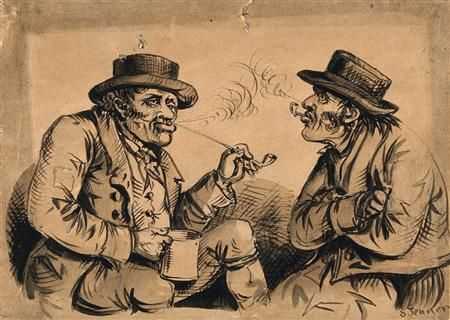 Victorian smokers had rotten teeth to match lungs