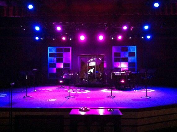10 Best Stage Lighting Images On Pinterest