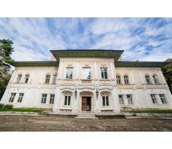 Castelul Cantacuzino - Ghica Deleni, mărturia uneia dintre cele mai vechi curți boierești ale Moldovei
