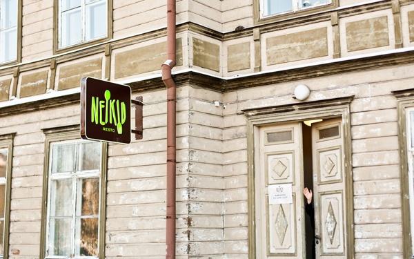 Neikid Restaurant, Tallinn, Estonia