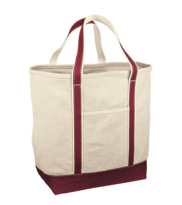 faf2af3b171a This sturdy tote offers a beautiful look and stands up straight due to its  flat bottom