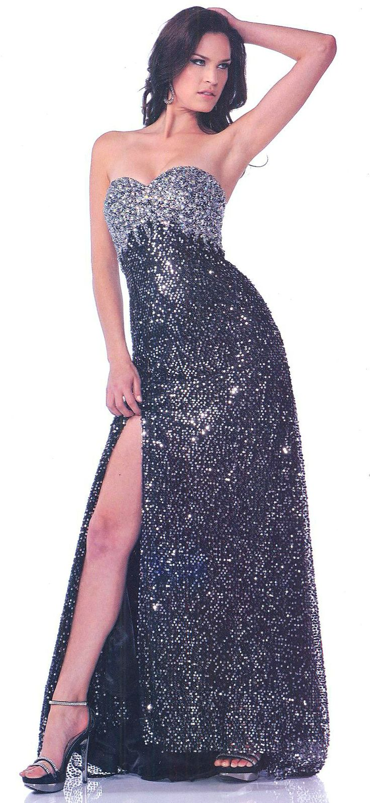 Mejores 78 imágenes de Dresses en Pinterest | Vestidos bonitos, Ropa ...