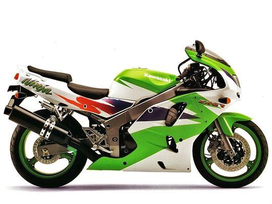 Kawasaki Ninja ZX-6R (1995)