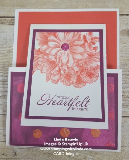 I am excited today to give you a sneak peek in what I have been creating from the Occasions and Sale-a-bration's Catalogs. Have you gotten your copy yet? If you have ordered from me in the last six months, they...