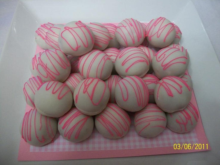 Image detail for -... white chocolate covered pretzel rods home made pink kettle corn
