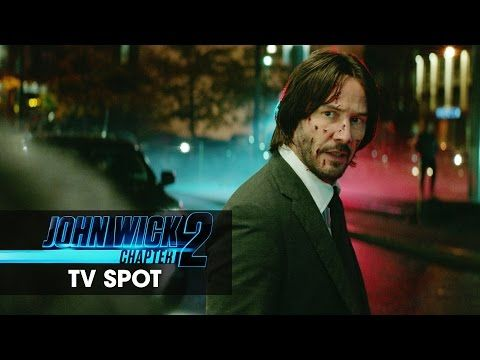 "John Wick: Chapter 2 (2017 Movie) Official TV Spot ""Tactical"" 