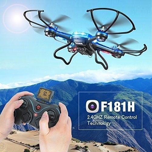 Drone Helicopter With HD Camera Quadcopter Hold Function, Air,Videos,Photos, NEW #DroneHelicopter