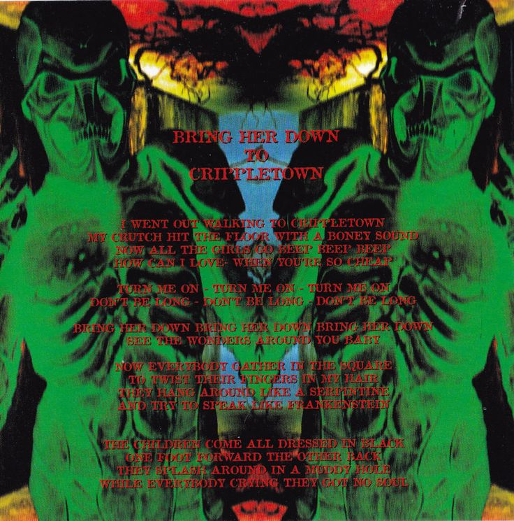 Rob Zombie Band DECAL STICKER Music Album Art Sinister ...
