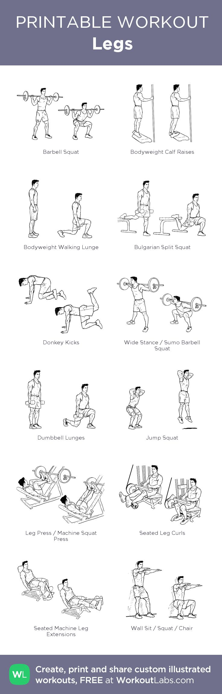 Best 25+ Smith machine workout ideas on Pinterest | Smith ...