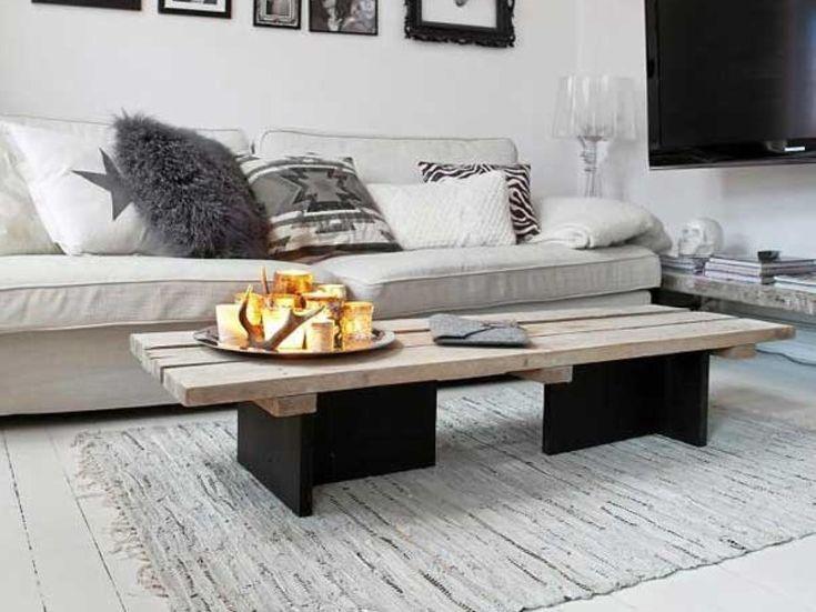 Best 25 Narrow coffee table ideas on Pinterest Diy metal table
