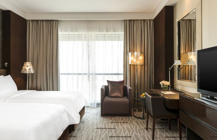 The Westin Bahrain City Centre—Deluxe with twin beds | 相片擁有者 Westin Hotels and Resorts