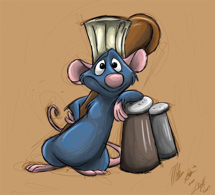 Rat-Patooie by Melissa van der Paardt [©2009]
