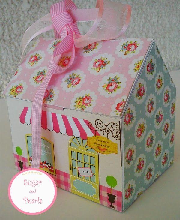 La maison des bonbons-καραμελόσπιτο