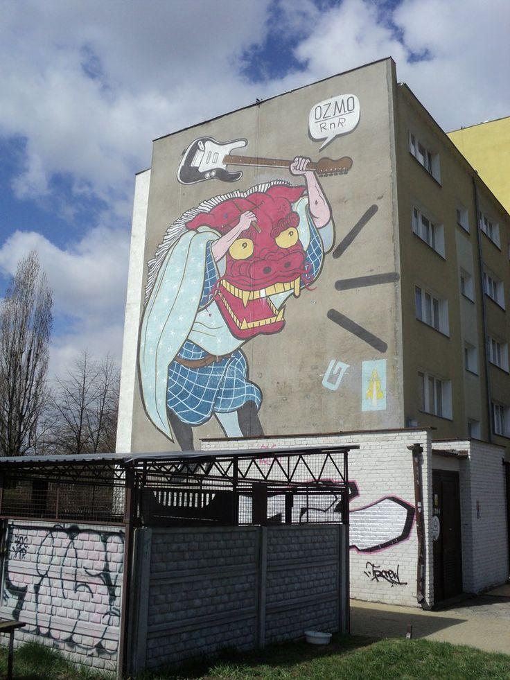 Monumental Art - Zaspa, Gdańsk