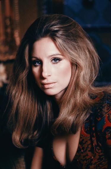 Never-Before-Seen Barbra Streisand Moments | On set at a photo shoot in December of 1969