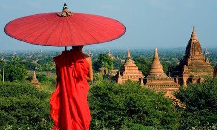 Indochina Travels à Kuala Lumpur : Circuit Myanmar:12 nuits en 3 et 4* avec transferts et visites guidées: En promotion à 1980.00€.