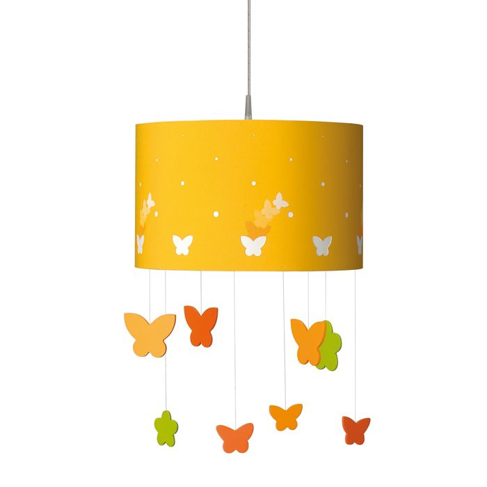 Maripo (Yellow), Ceiling Lights, Globug - Kids & Home Lighting
