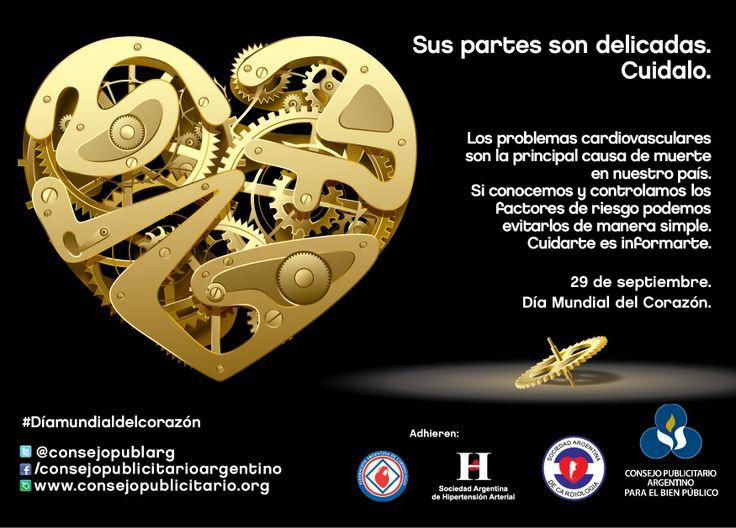 29 de Septiembre -Día Mundial del Corazón- 2013